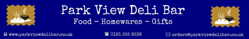 Park View Deli Bar - Food - Homewares - Gifts